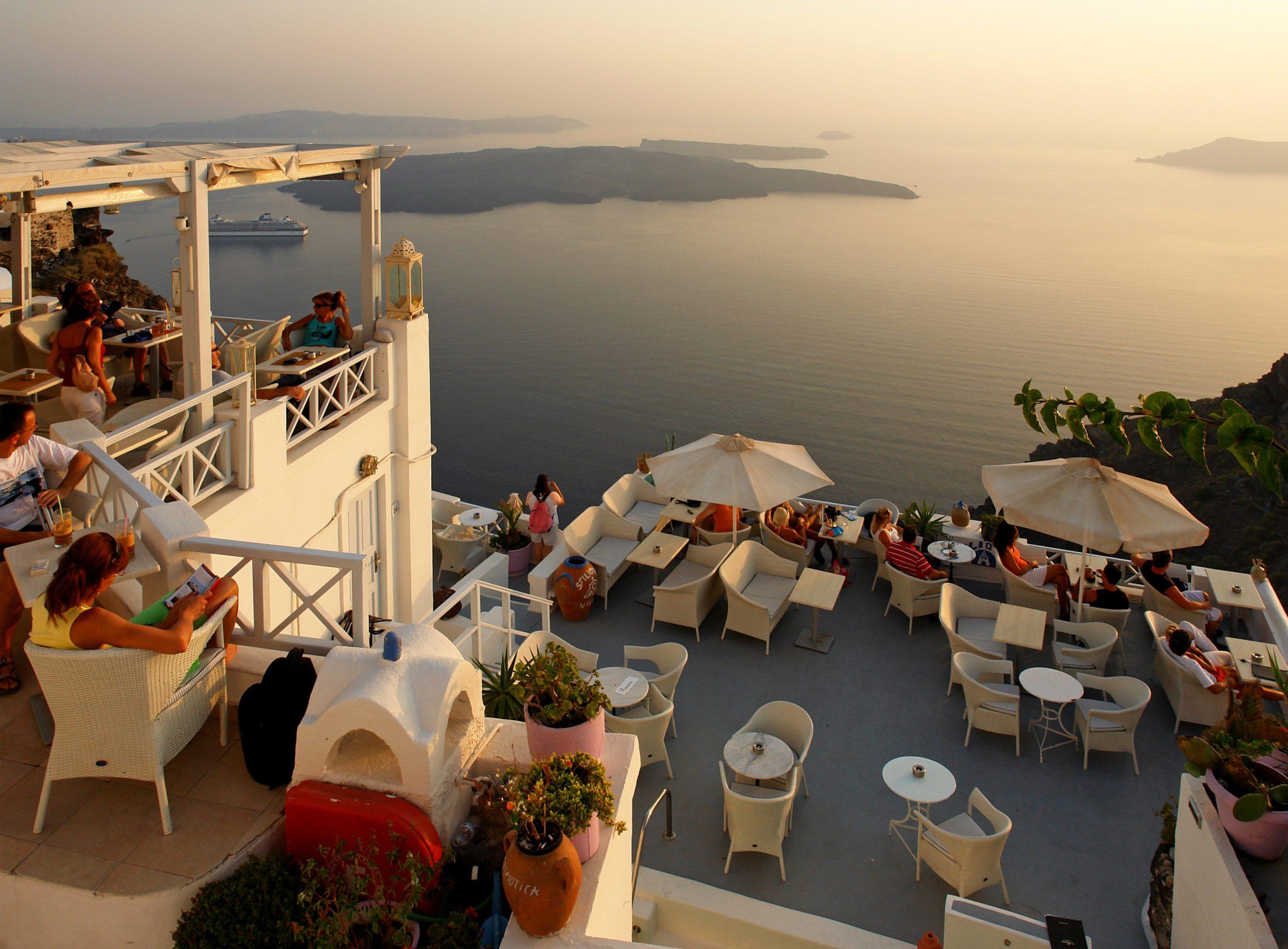 Grčka u septembru