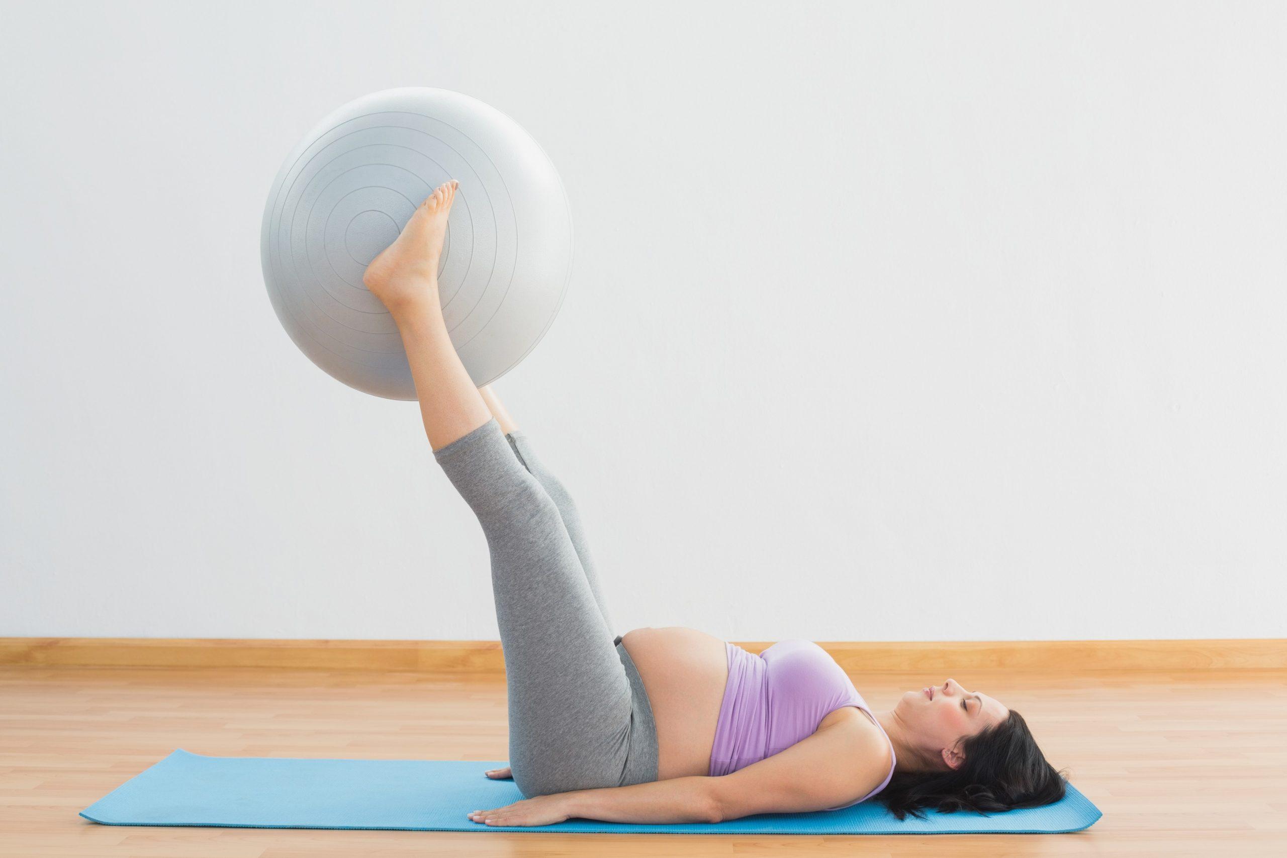 vežbanje u trudnoći