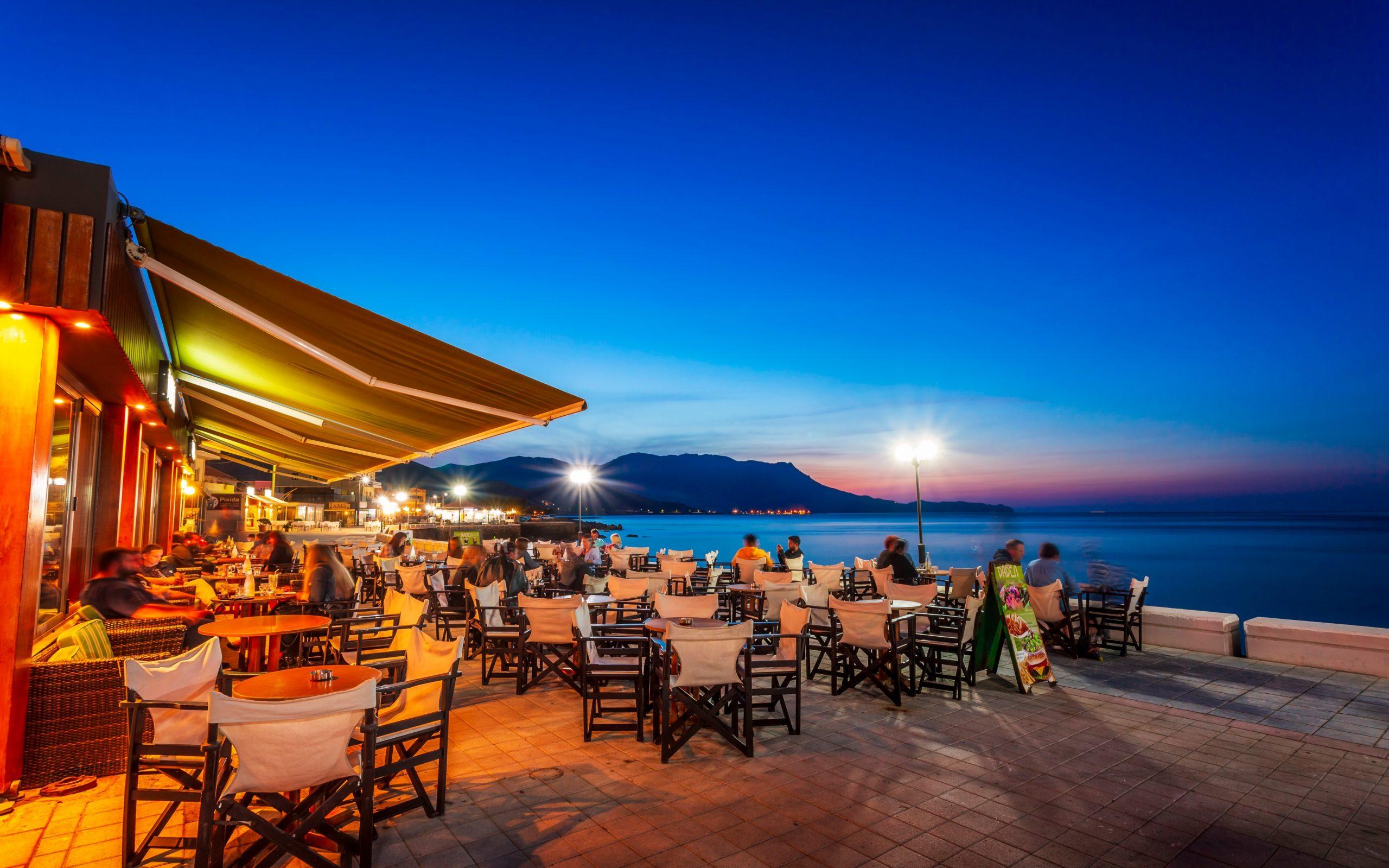 Grčka van sezone