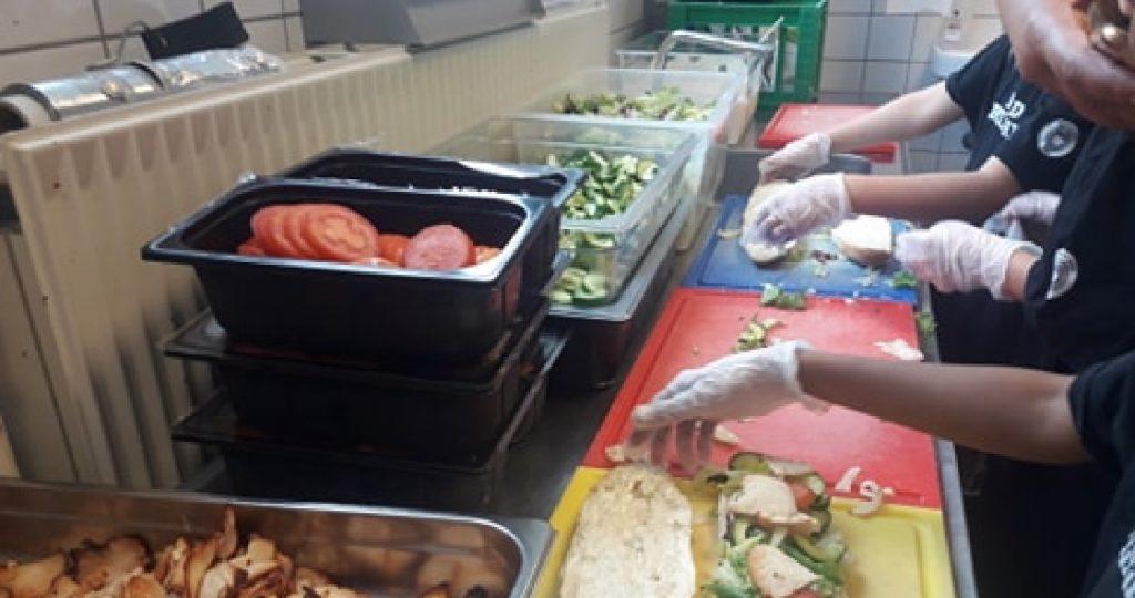 Kuhinja u Danskoj školi
