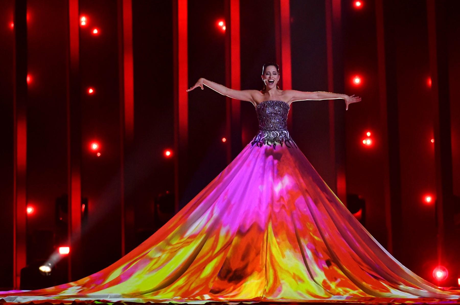 najbizarnije haljine evrovizije