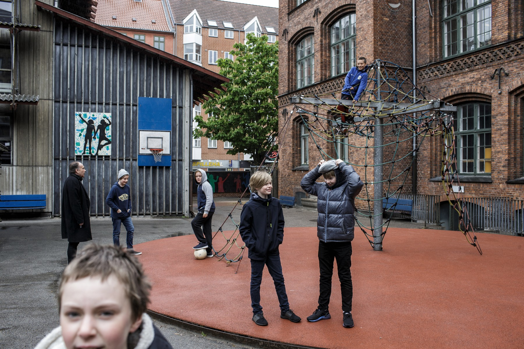 Škola u Danskoj