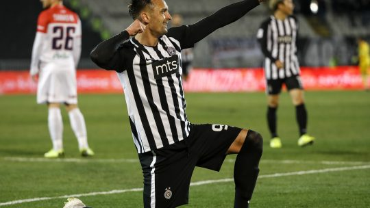 Bojan Matić Partizan