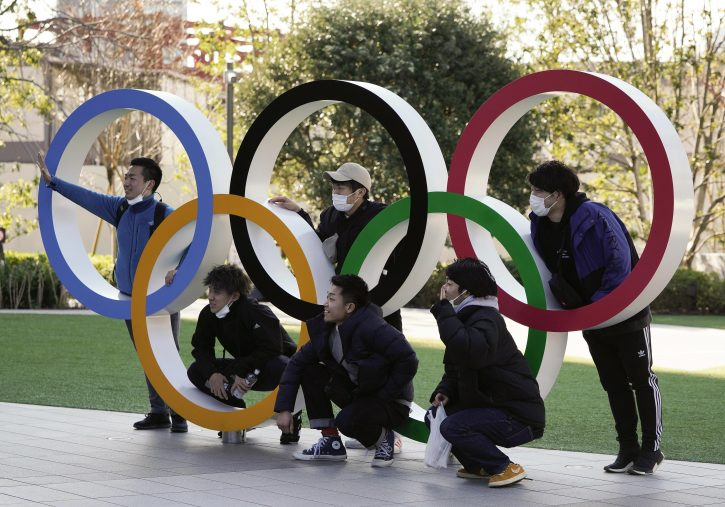 Olimpijske igre, Tokio 2020