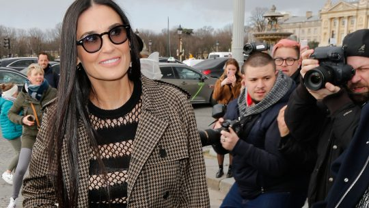 Demi Mur u Parizu