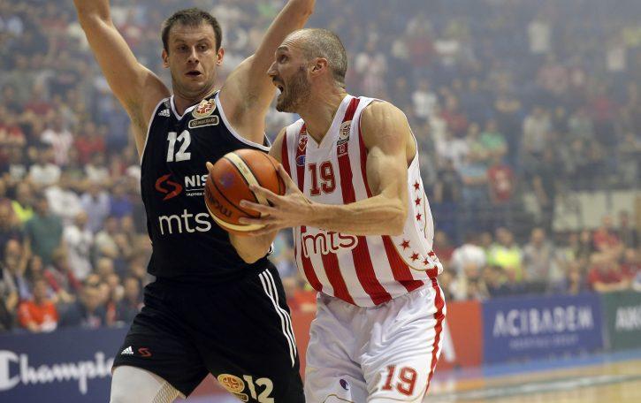 Marko Simonović Unikaha Partizan