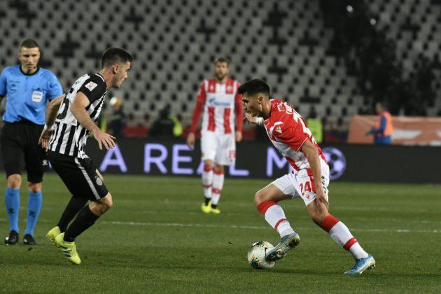 Crvena zvezda Partizan Žaljko Gavrić
