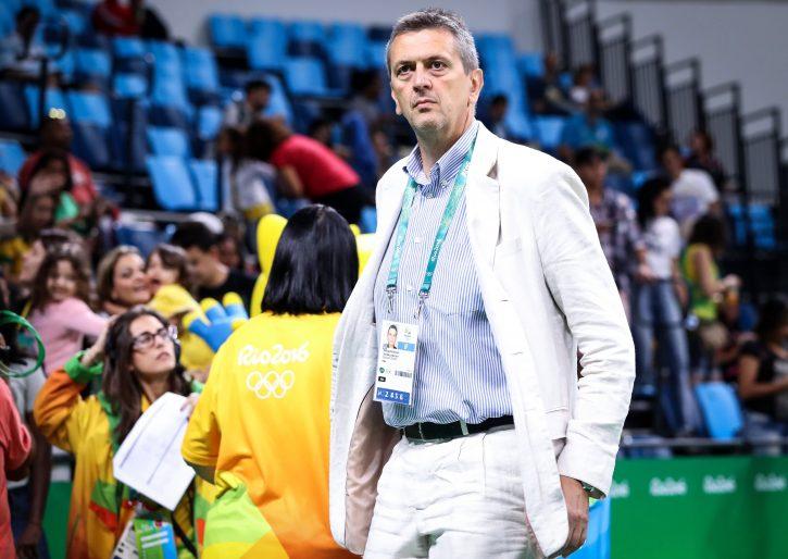 Predrag Bogosavljev FIBA
