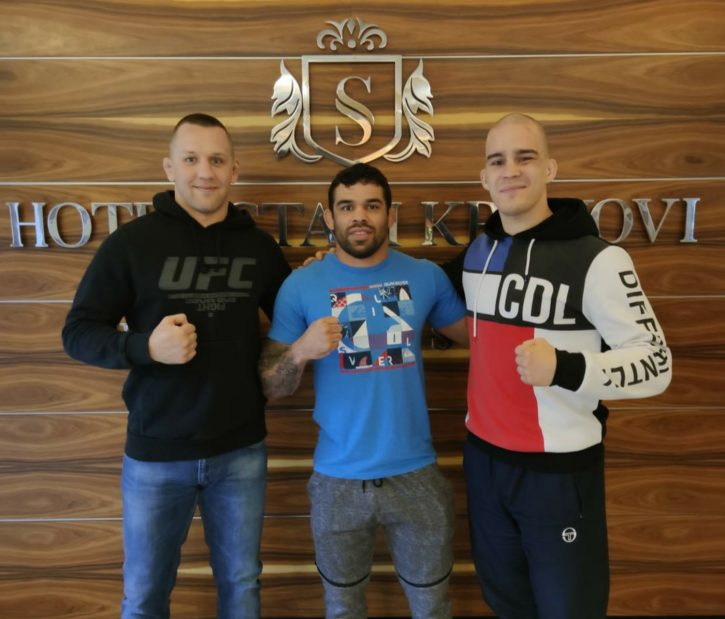 UFC MMA Duško Todorović