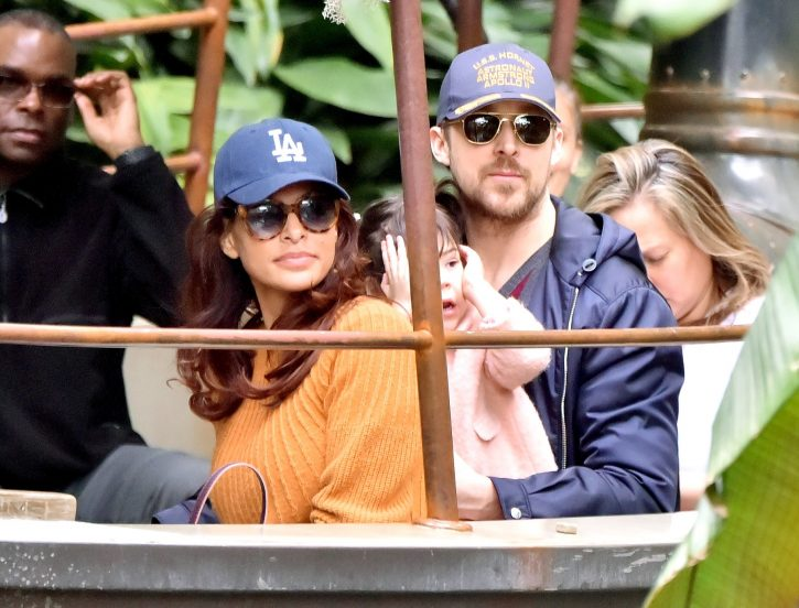 Eva Mendes i Rajan Gosling