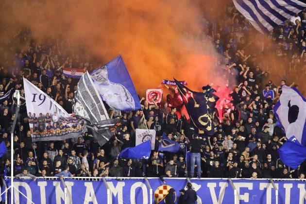 Dinamo Zagreb navijači