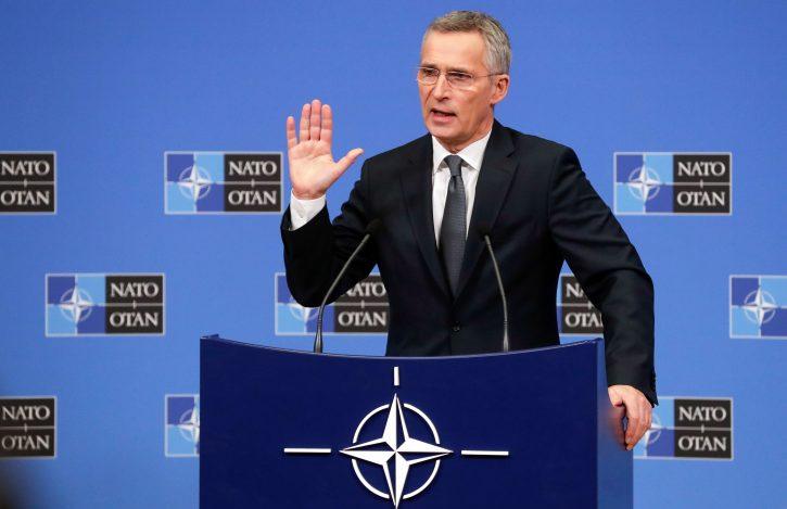 NATO, Stoltenberg