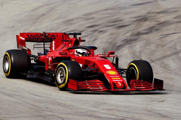 Sebastijan Fetel Formula 1