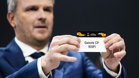 Hetafe Liga Evrope
