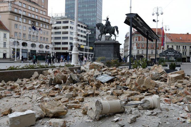 Seizmolog Potres Od 6 5 Rihtera Bio Bi Katastrofa Za Zagreb Nova Portal