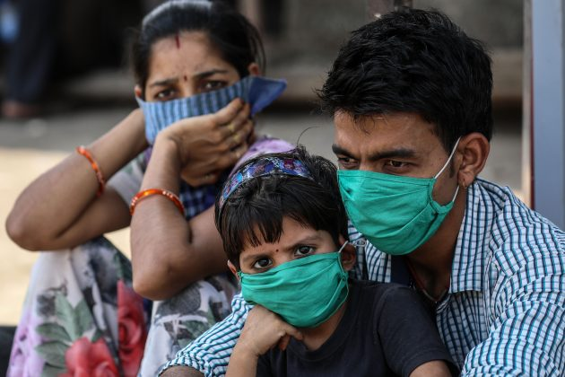 koronavirus u indiji