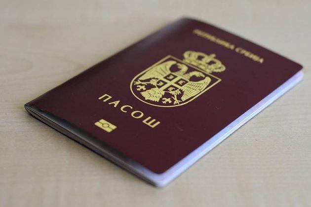 najpoželjniji pasoš