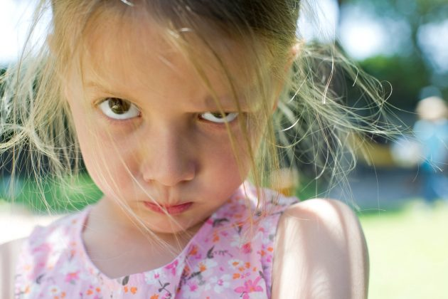 Kako sprečiti bes dece