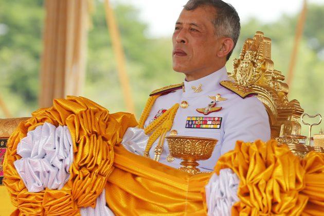 Tajlandski kralj