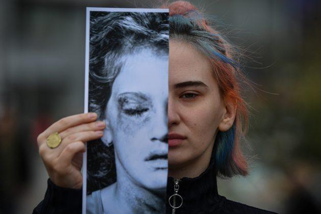 """Aktivistkinja pokreta """"Declic"""" iz Bukurešta"""