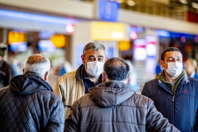 Maske kao zaštita