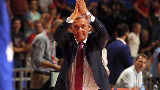 Crvena Zvezda - Barcelona Svetislav Pešić