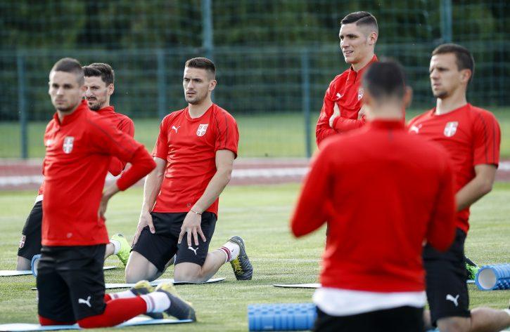 trening srbija sport