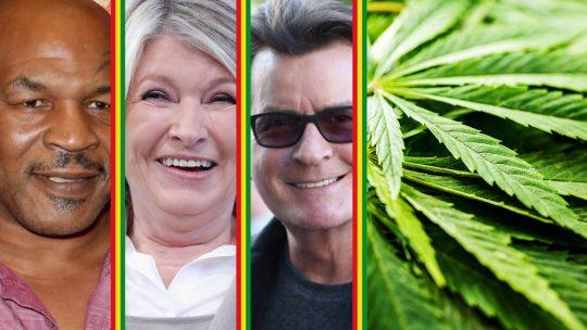 poznati i marihuana