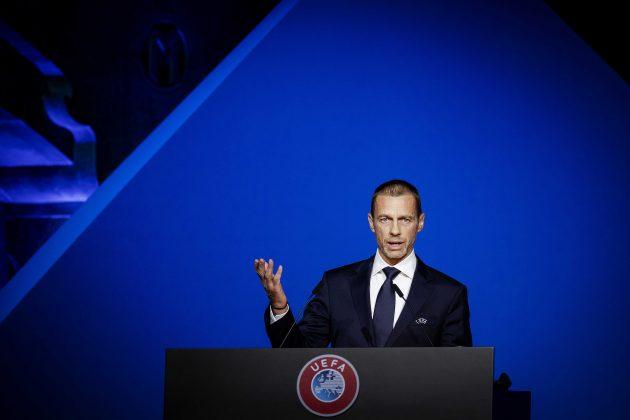 Čeferin UEFA