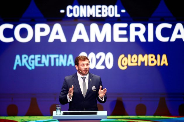 Conmebol Domingez