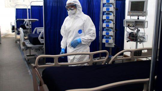 Koronavirus u Meksiku