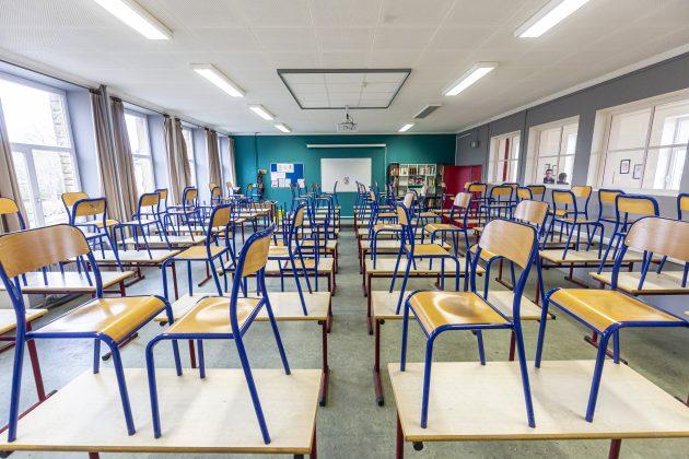 širenje virusa u školi