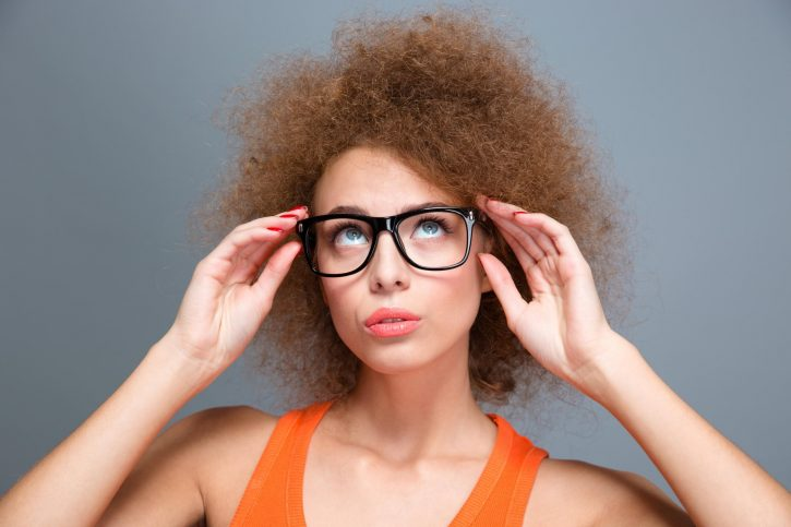 Nosite naočare, ne sočiva