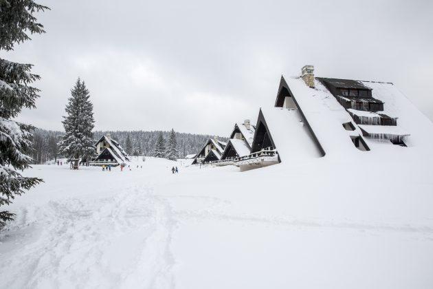 sneg na tari