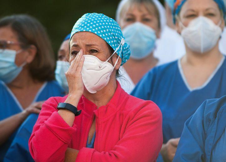 Mentalno zdravlje medicinskih radnika