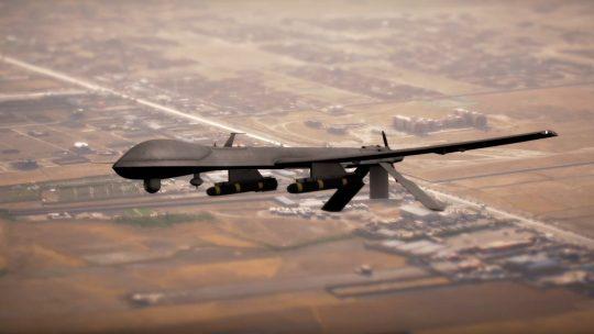 Upotreba dronova