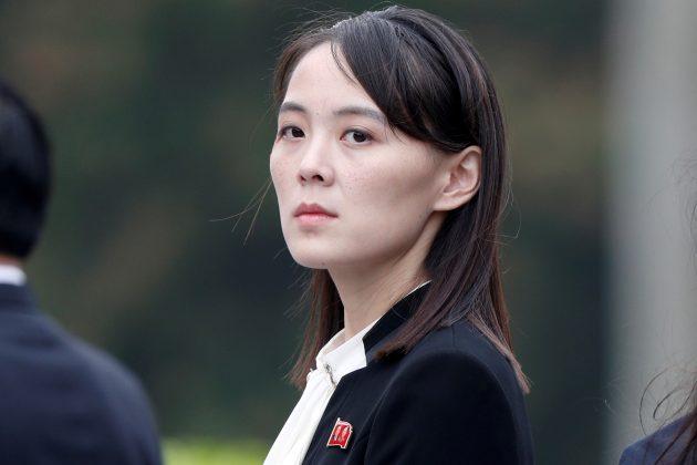 sestra kim džong una