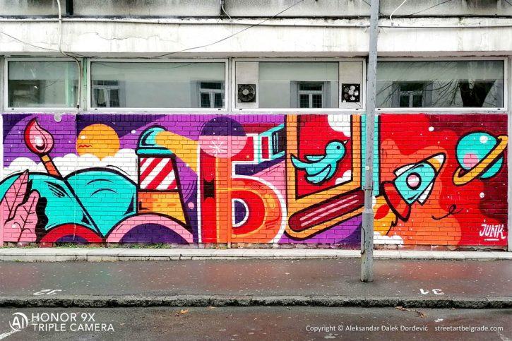 street art za seniore