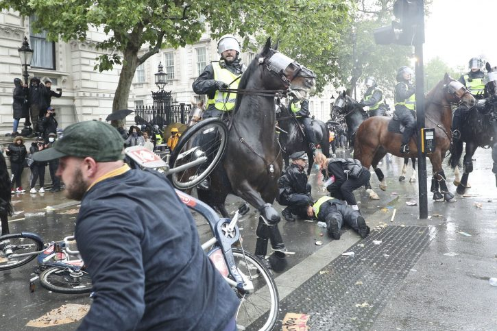 Sukobi u Londonu