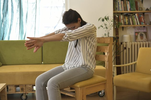 joga vežbe za leđa
