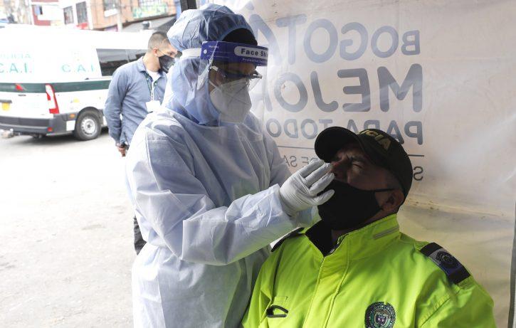 koronavirus u kolumbiji