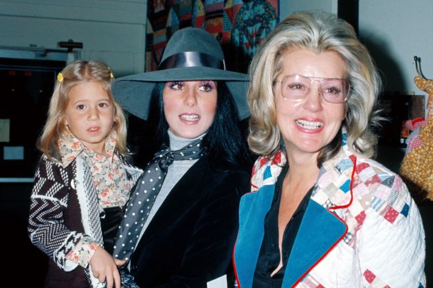 Šer i njena mama