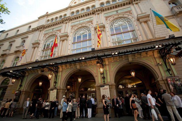 Opera u Barseloni