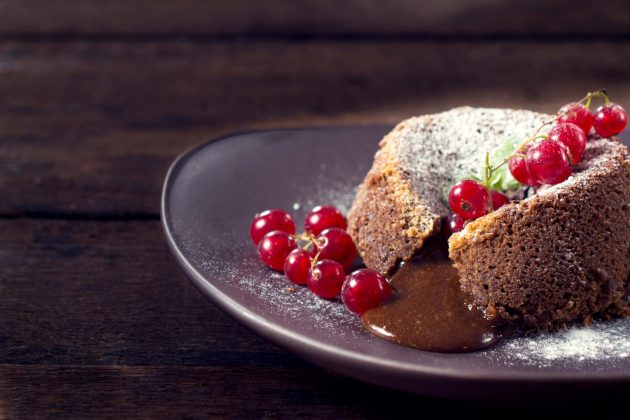recept za lava cake