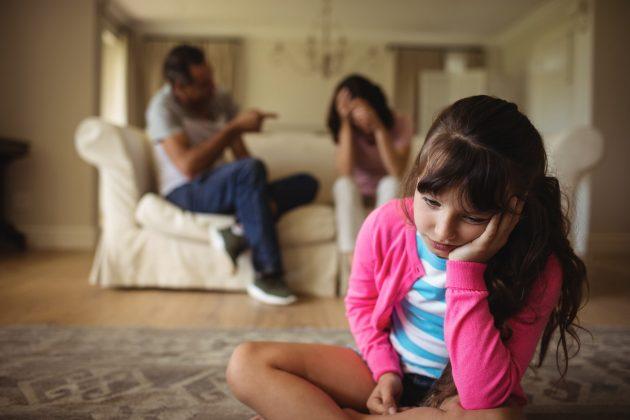kako detetu objasniti razvod