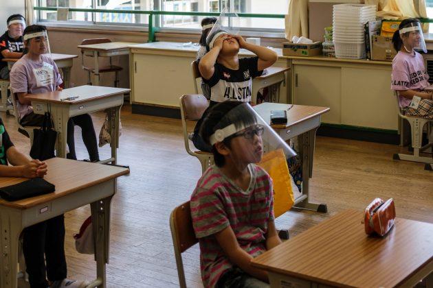 Škola u Japanu