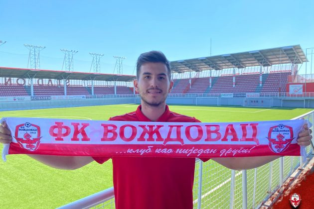 Nikola Vujnović je bivši igrač Viljareala i pojačao je Voždovac