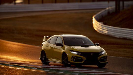 Honda civic type R limited