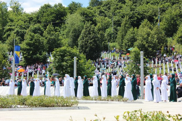 Srebrenica komemoracija