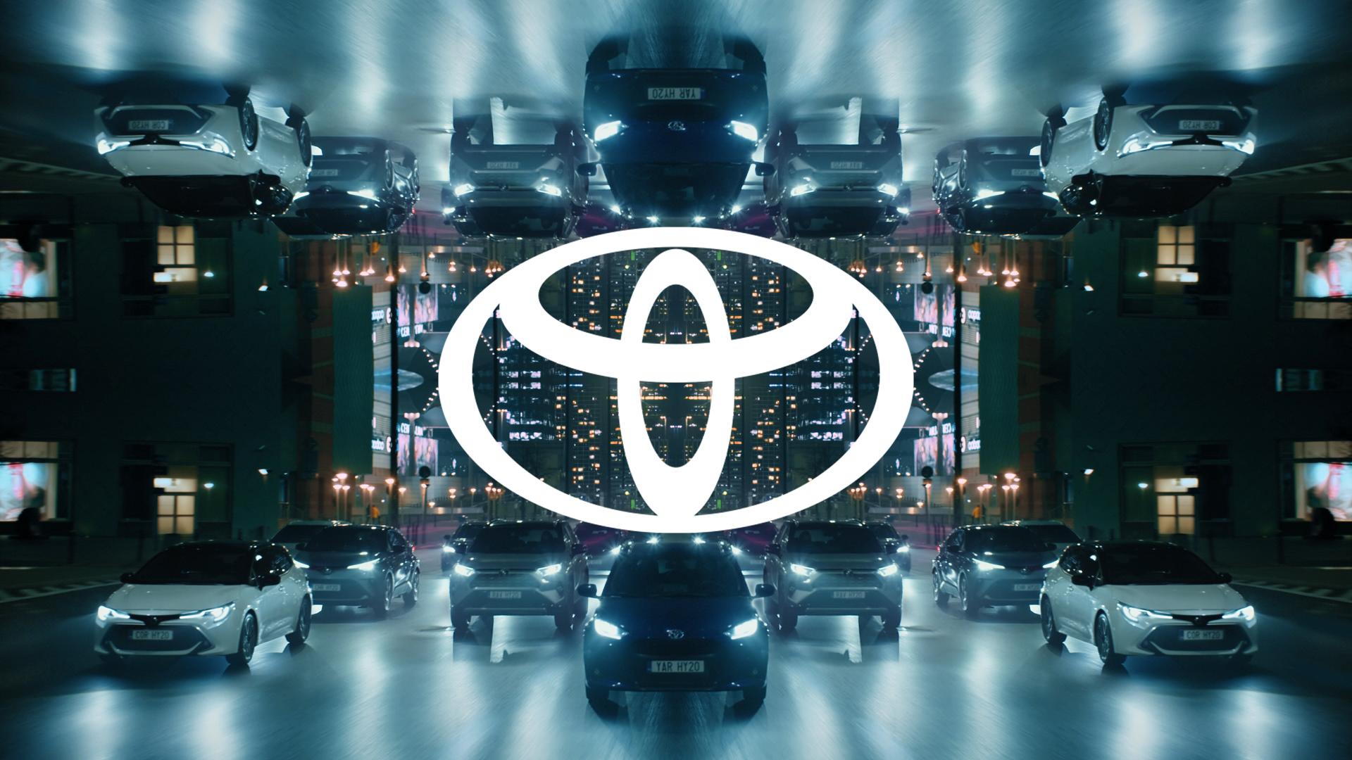 Toyota automobil